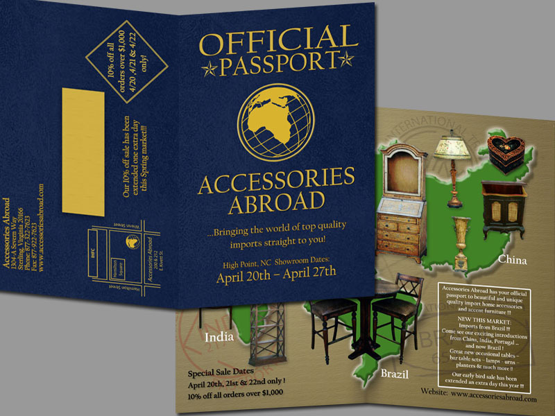 Brochure - Accessories Abroad