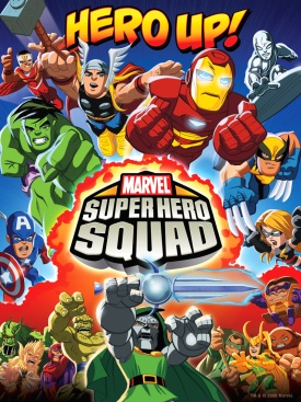 A Review of Super Hero Squad