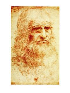 Da Vinci Self-Portrait